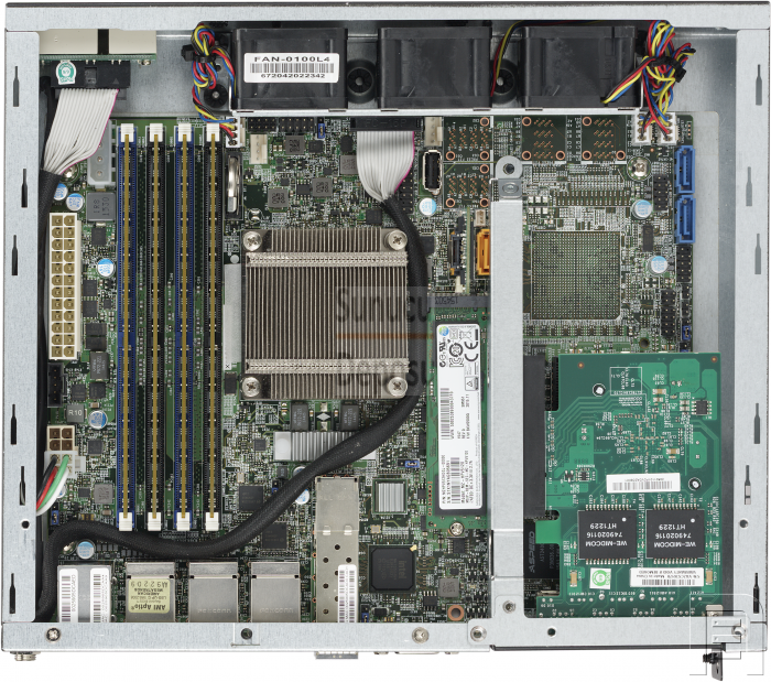 SYS-E300-8D  Supermicro Xeon D-1518 CPU, Dual 10Gb/s NIC Mini Server