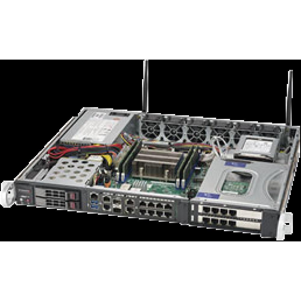 Supermicro SuperServer 1019D-16C-FHN13TP   Sunucu Deposu   IT