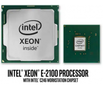 E-2186M intel Xeon Cpu -6 Core-2.90 GHz-12 MB Cache