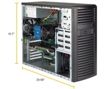 SYS-5039C-T Supermicro Workstation intel Xeon E-2100