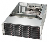 Supermicro SuperChassis CSE-846BE16-R920B