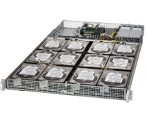 Supermicro SuperStorage Server 5018A-AR12L -1U Rackmount 120 TB Sunucu