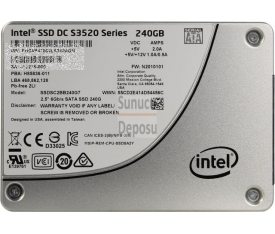 240 GB Intel Data Center SSDSC2BB240G701 S3520-240G SSD