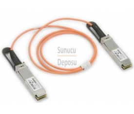 40GbE IB-QDR QSFP+ Active Optical Fiber 850nm 1m Kablo AVAGO