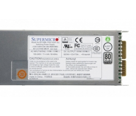 PWS-920P-SQ Supermicro 920W 1U Redundant Power Supply