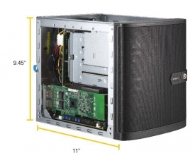 SYS-5029C-T Supermicro Mini Tower intel E-2100 Appliance Sunucu