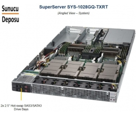 Supermicro SYS-1028GQ-TXRT SuperServer