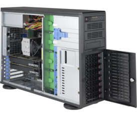 Supermicro SYS-5049A-T SuperWorkstation