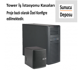 Tower Workstation Sunucu Kasası