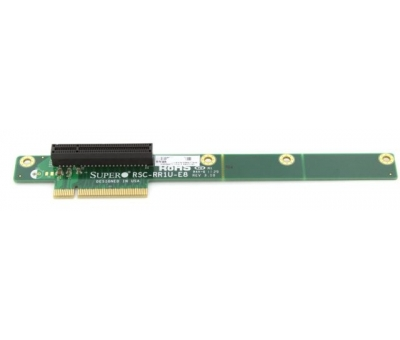 1U PCI-E x8 Slot to PCI-E Slot Riser Card Supermicro RSC-RR1U-E8