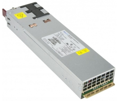 PWS-1K60D-1R Supermicro 1U 1600W -48V DC Power Supply