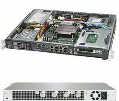 SYS-1019C-FHTN8 Supermicro Sunucu Network Appliance