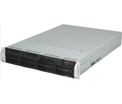 CSE-825TQ-R720LPB 2U Rackmount Kasa 720W Yedekli Power Supply