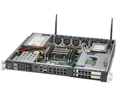 Supermicro SuperServer 1019D-16C-FHN13TP