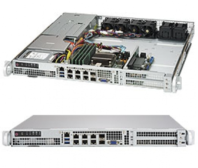 Supermicro SuperServer 1018D-FRN8T