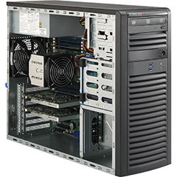 Supermicro 4U SuperWorkstation 5038A-I