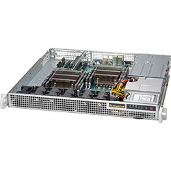 Supermicro 1U SuperServer 6018R-MDR