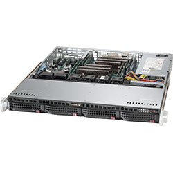 Supermicro 1U SuperServer 6018R-MT