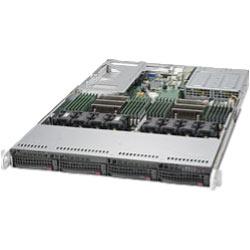 Supermicro 1U SuperServer 6018U-TRT+