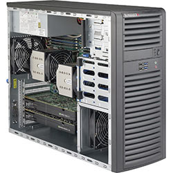 Supermicro SuperWorkstation 7038A-I