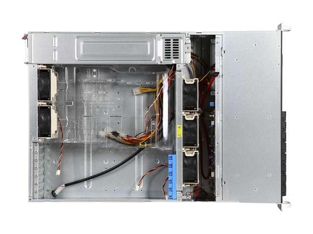 Supermicro CSE-835TQ-R800B 3U rackmount Sunucu Kasası
