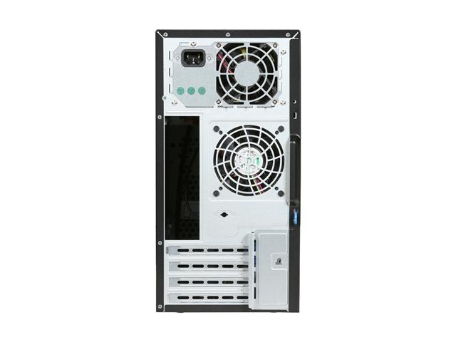 Supermicro CSE-731D-300B Tower Kule Tipi Kasa