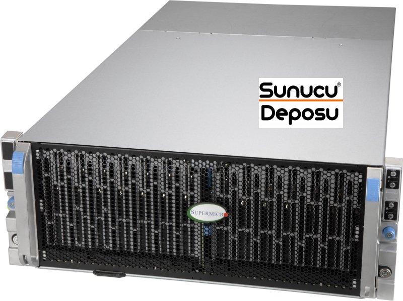 CSE-947SE1C-R1K66JBOD Supermicro SuperChassis JBOD Sunucu Disk Depolama